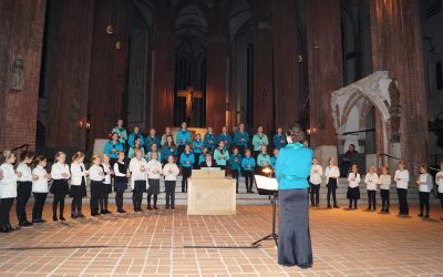 Weihnachtskonzert des CANTA!-Mädchenchores der GEMEINNÜTZIGEN