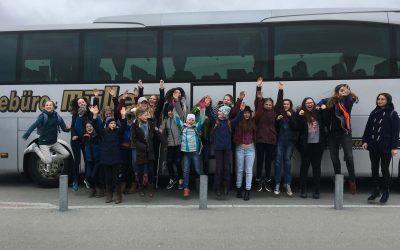 Konzertreise des CANTA!-Mädchenchores durch Skandinavien